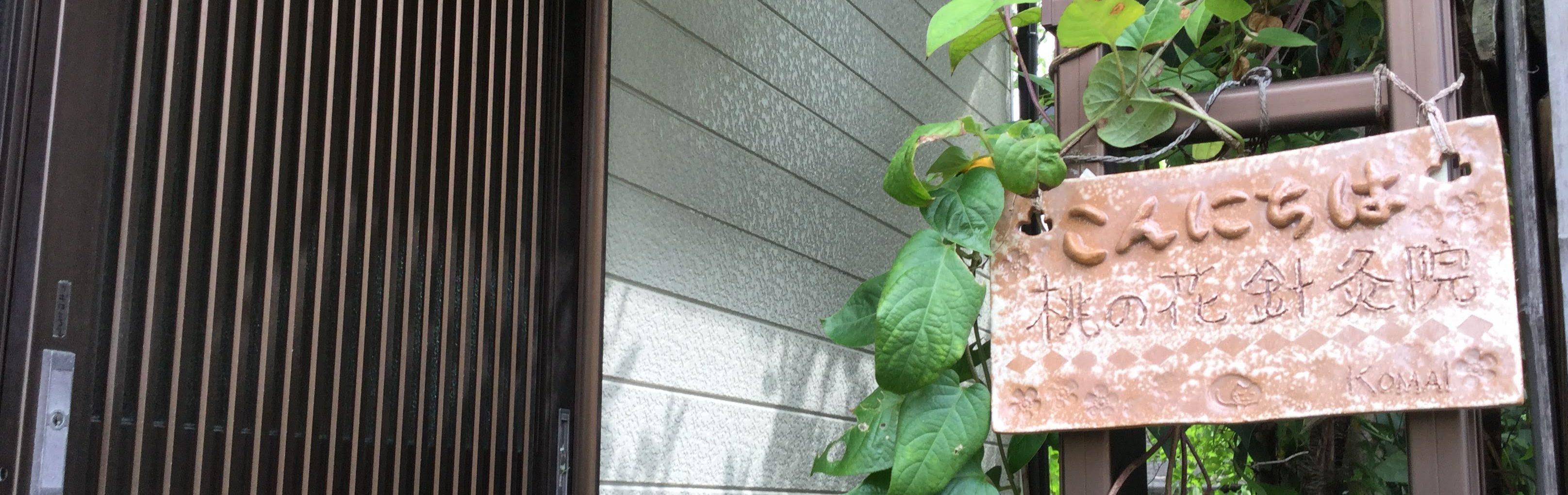 桃の花針灸院~兵庫県・阪神間・西宮・芦屋・夙川のレーザー併用鍼灸/不妊/婦人科治療